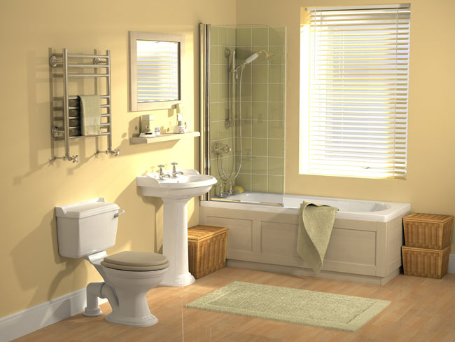 Reformas de ba o for Beautiful toilet designs