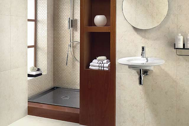 Decorar Baño Lavadora:Ideas De Decoracion Para Banos Pequenos