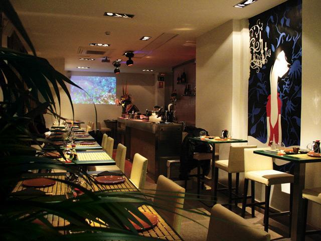 Ideas de dise o para tu restaurante for Diseno de restaurantes