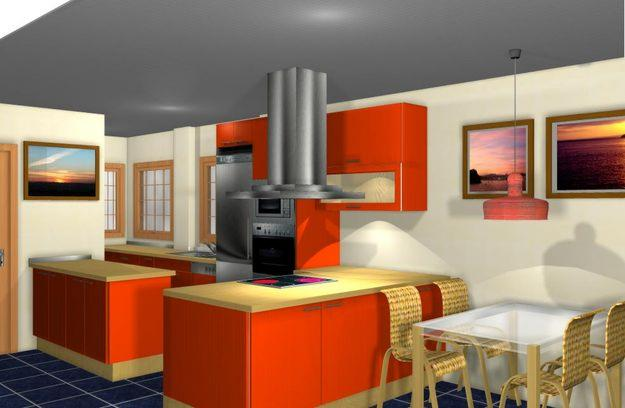 Muebles de cocina en todos los dise os de cocina - Muebles originales madrid ...