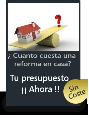 presupuesto de reforma en madrid