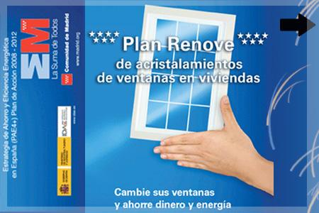 plan renove ventanas 2011
